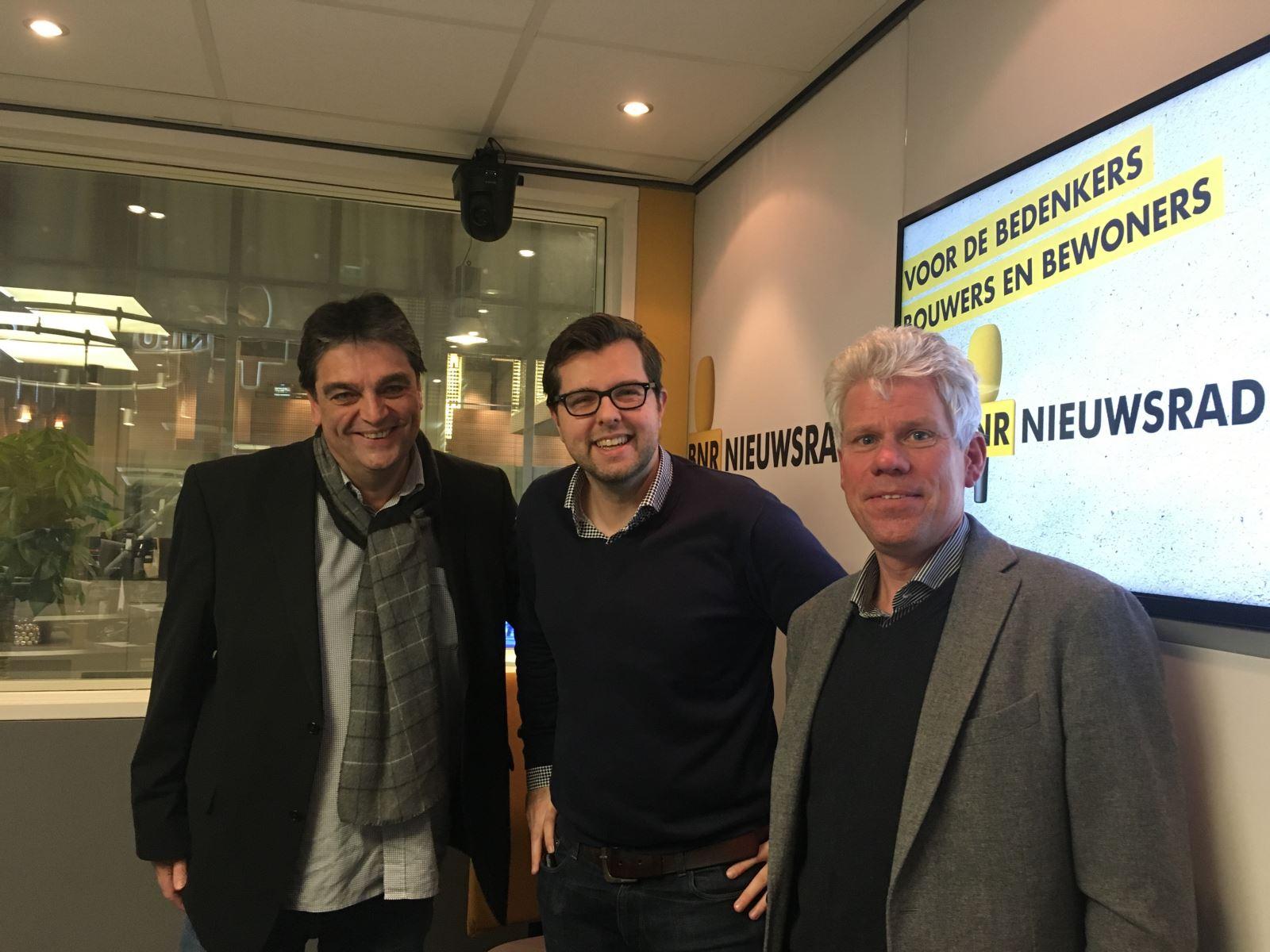 BNR nieuwsradio uitzending