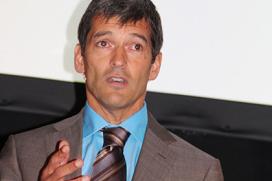 Professor Michiel de Looze