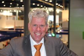 BMWT-directeur Jan Hommes tovert een brede glimlach tevoorschijn.