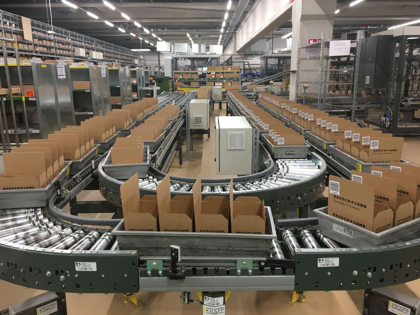 Bausch Health warehouse