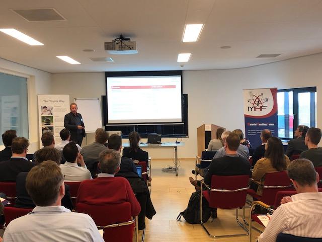 Material Handling Forum Seminar People and Robot