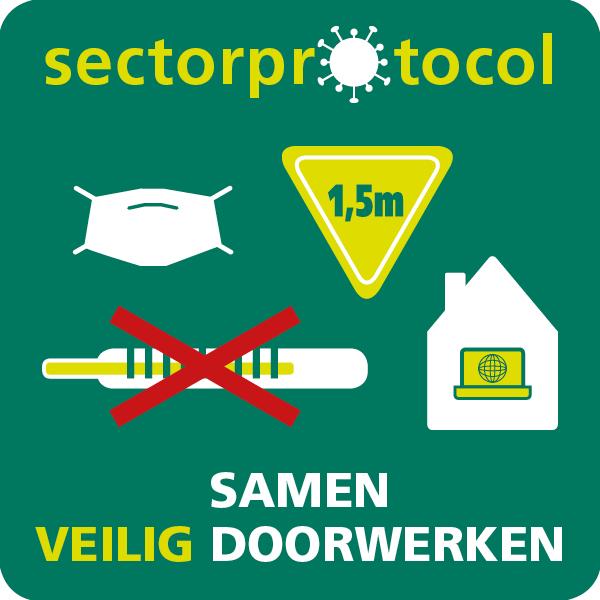 Samen veilig doorwerken met het sectorprotocol