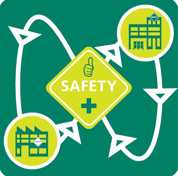 Concrete oplossingen voor een veilig magazijn