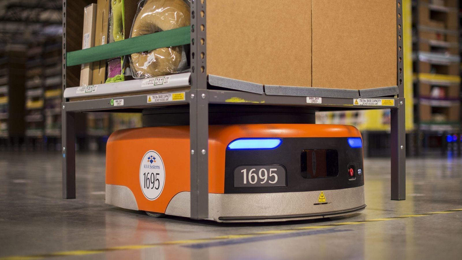 robot voor living lab